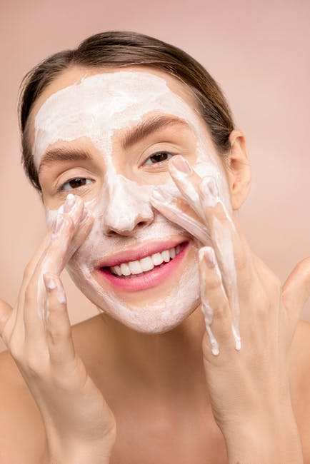 Skincare Tips For Summer Facial Wash